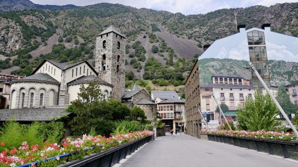 Barri Antic in Andorra la Villa, Andorra, a great day trip from Barcelona.