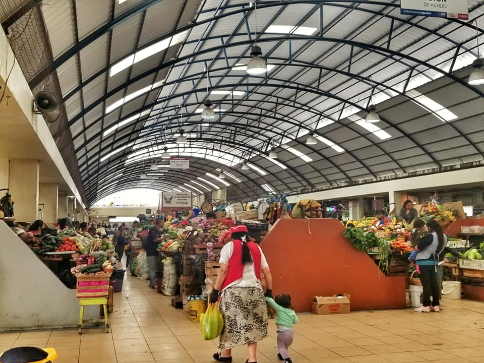 Mercado 10 de Agosto in Cuenca, Ecuador, one of the best things to do.