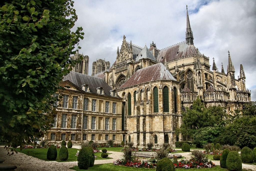 Palais du Tau in Reims
