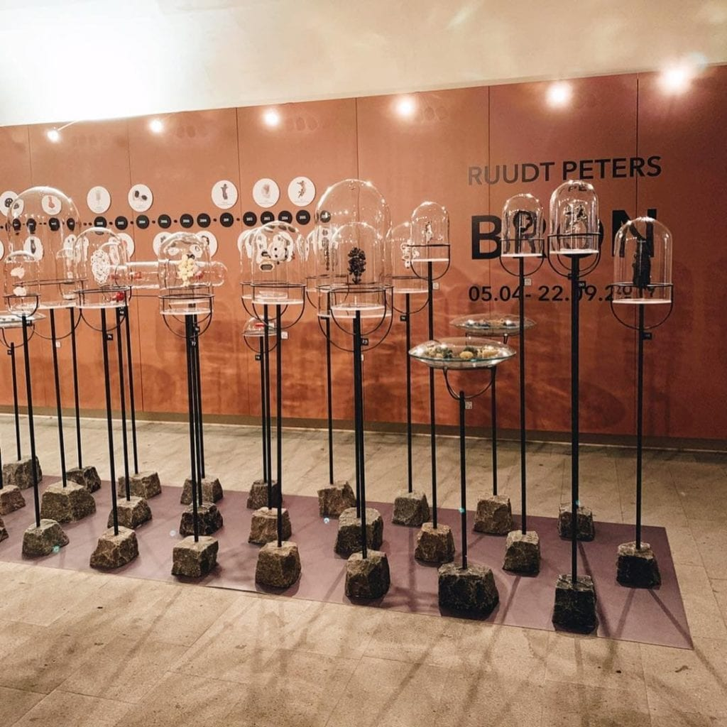 Temporary exhibit at the Vicenza jewelry museum, one of the best things to do in Vicenza.