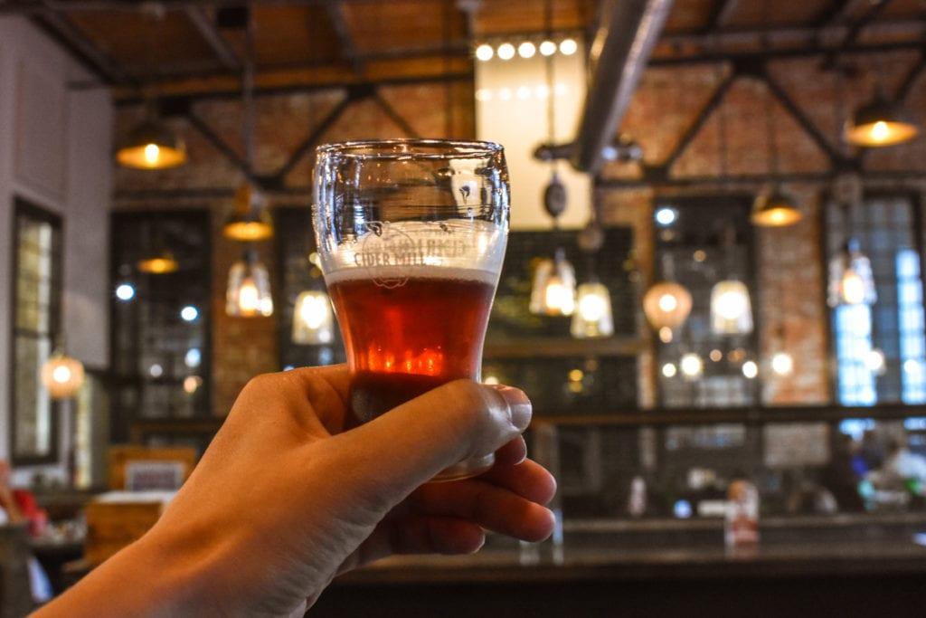 Beer tasting in Billings, MT