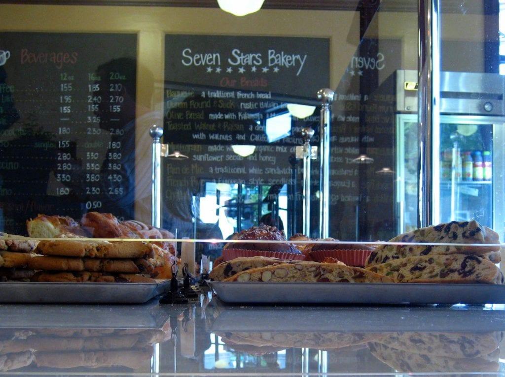 Seven Stars Bakery in Rhode Island