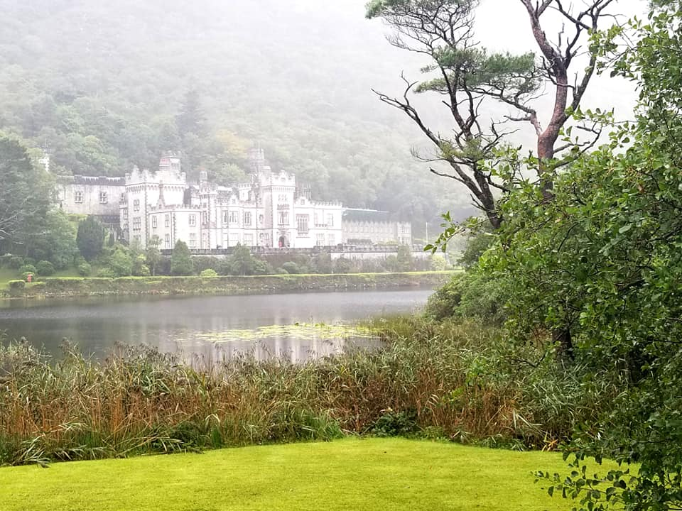 Kylemore Abbey as an easy day trip from Galway, Ireland