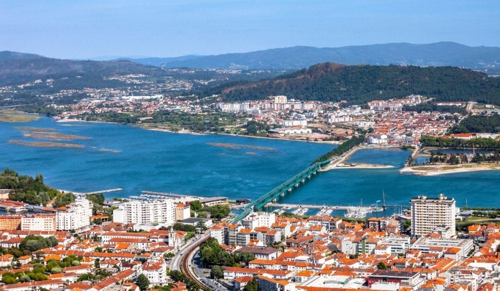 Viano do Castelo, one of the best day trips from Porto, Portugal.