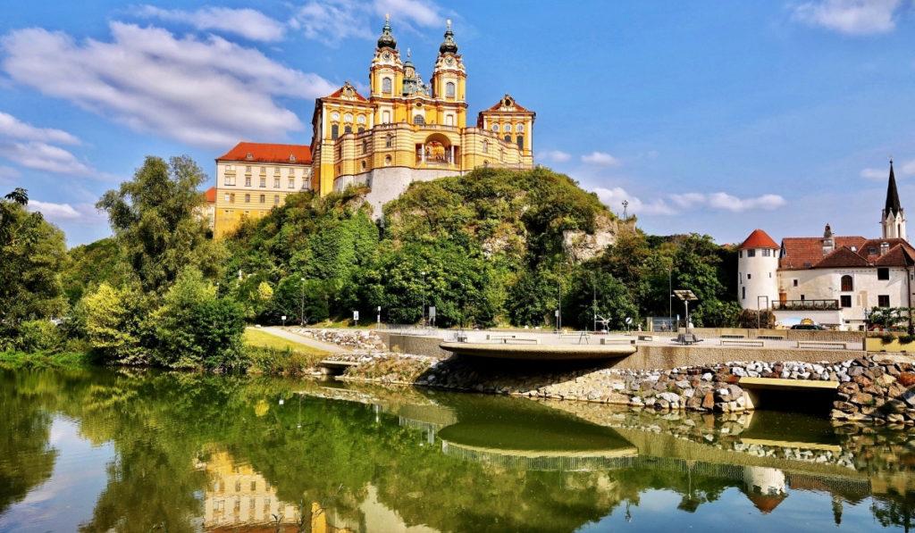 Melk Abbey in Austria