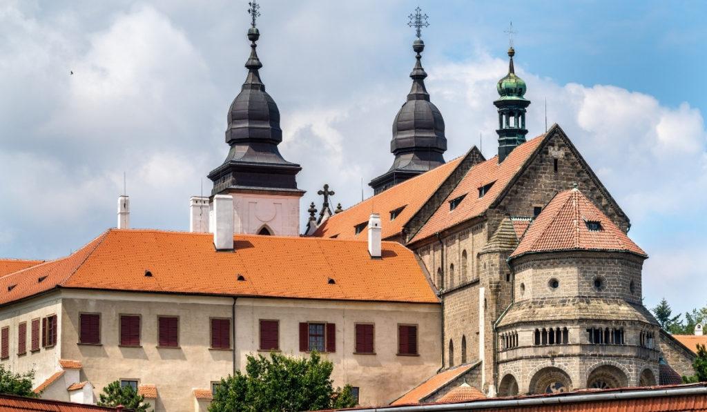 Village of Trebic, Czechia